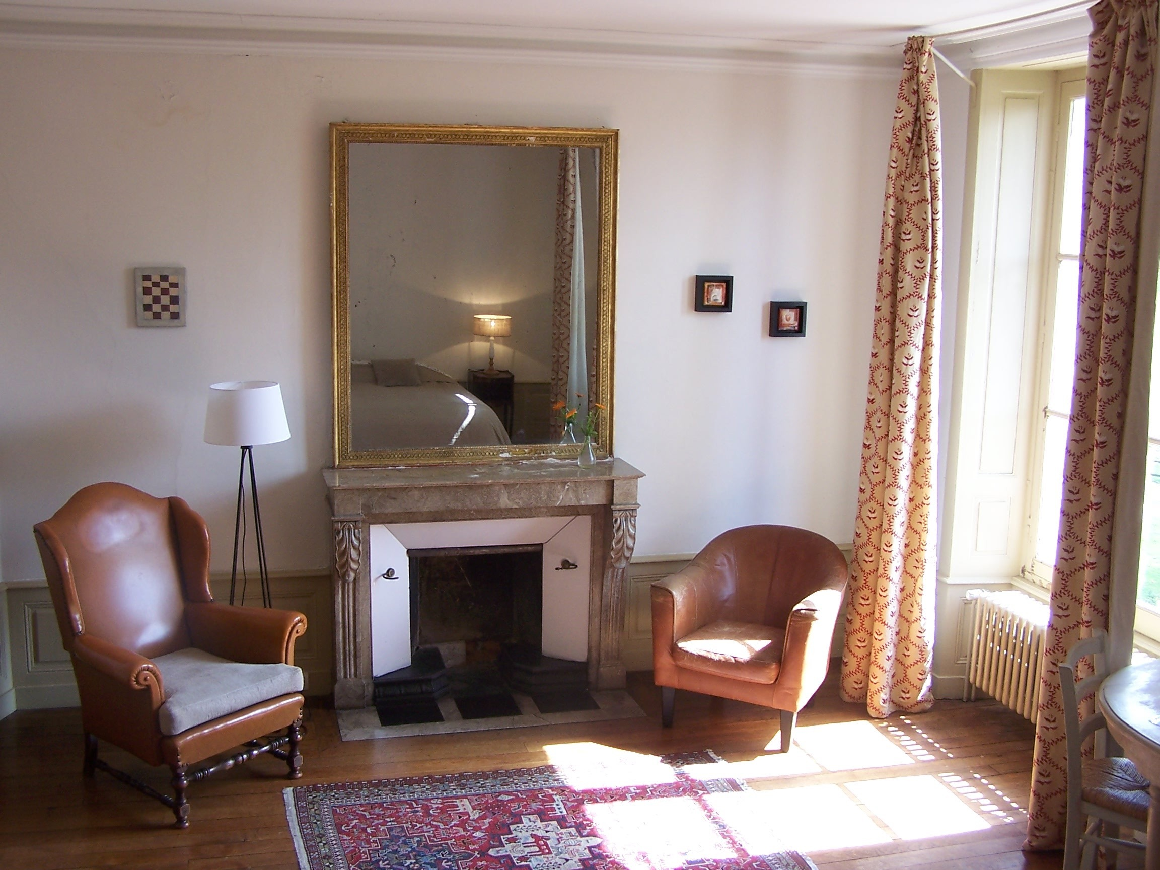 Kamer 2 le Miroir 1